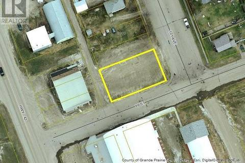 Residential property for sale at 9905 101 Ave Hythe Alberta - MLS: GP205975