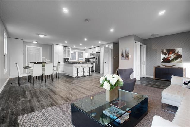 For Sale: 9907 Wilde Road Southeast, Calgary, AB   3 Bed, 2 Bath House for $519,000. See 13 photos!