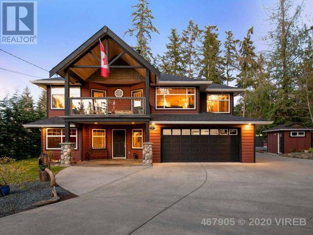 House for sale at 991 Bluebird Pl Qualicum Beach British Columbia - MLS: 467905