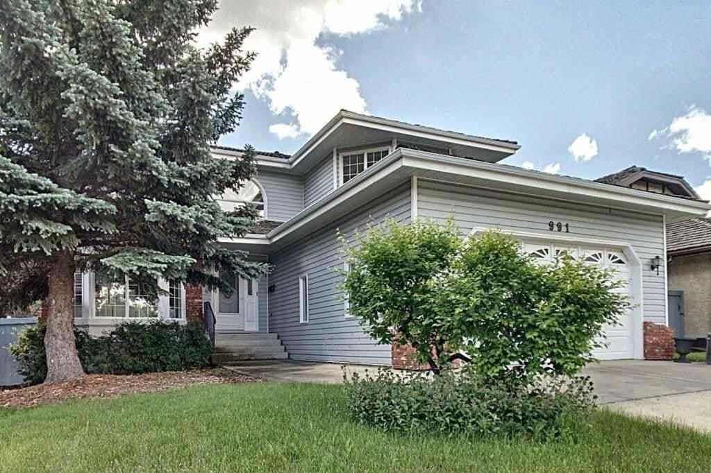 House for sale at 991 Ogilvie Bv NW Edmonton Alberta - MLS: E4194070