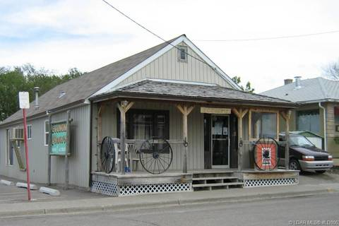 Commercial property for sale at 991 St John Ave Pincher Creek Alberta - MLS: LD0063674