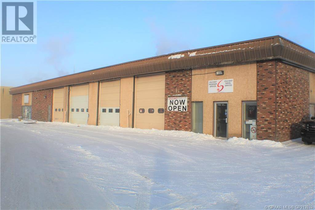 Commercial property for sale at 9910 121 Ave Grande Prairie Alberta - MLS: GP213932