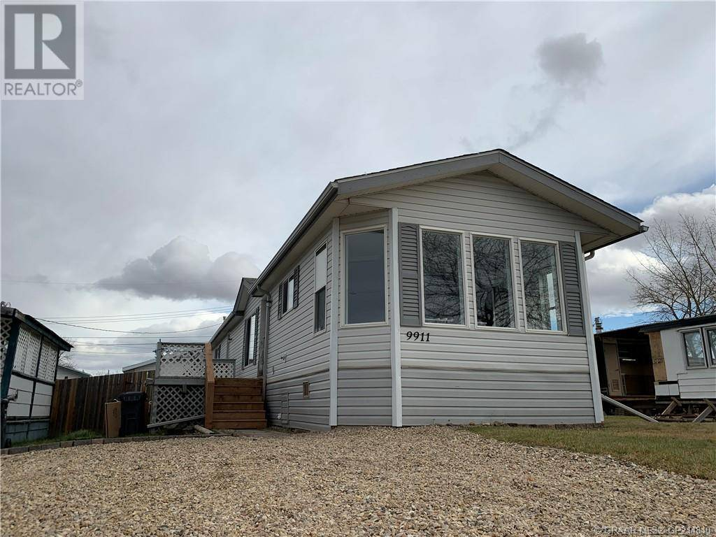 House for sale at 9911 99 Street Crescent Wembley Alberta - MLS: GP214840
