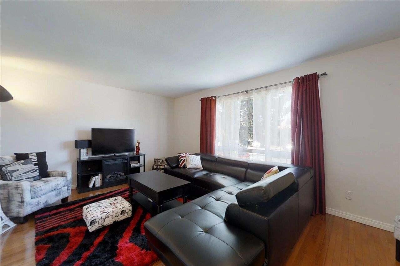 Townhouse for sale at 9913 171 Av NW Edmonton Alberta - MLS: E4195817