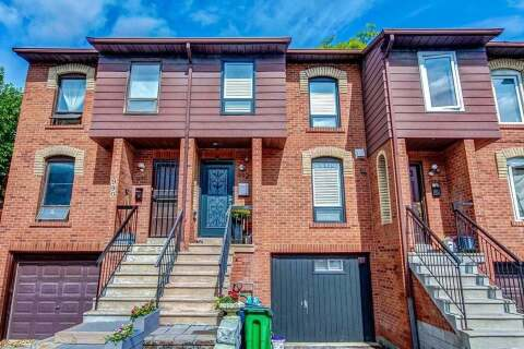 Townhouse for sale at 992 Dundas St Toronto Ontario - MLS: E4921430