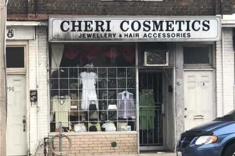 Commercial property for lease at 992 Pape Ave Toronto Ontario - MLS: E4873987