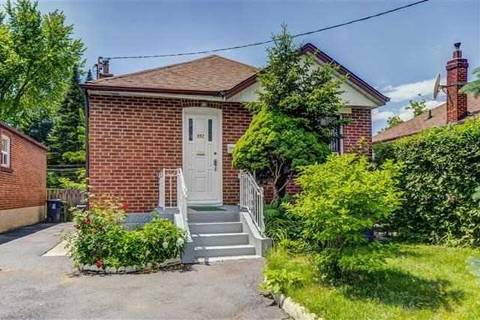 House for sale at 992 Victoria Park Ave Toronto Ontario - MLS: E4532055