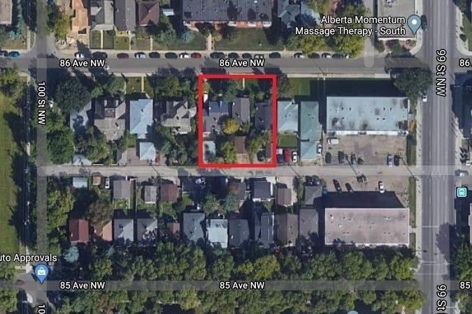 Residential property for sale at 9921 86 Av NW Edmonton Alberta - MLS: E4208146