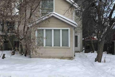 Home for sale at 9922 79 Ave Nw Edmonton Alberta - MLS: E4139965