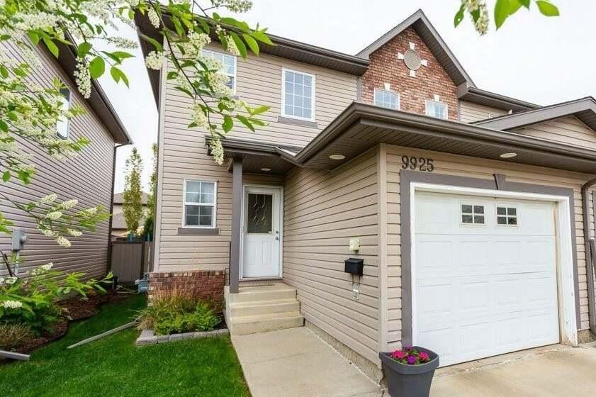 Townhouse for sale at 9925 102 Av Morinville Alberta - MLS: E4199212