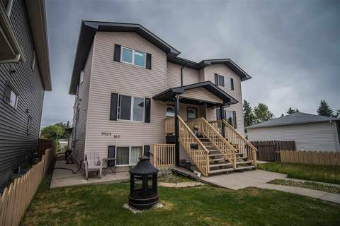 Townhouse for sale at 9929 163 St Nw Edmonton Alberta - MLS: E4135874
