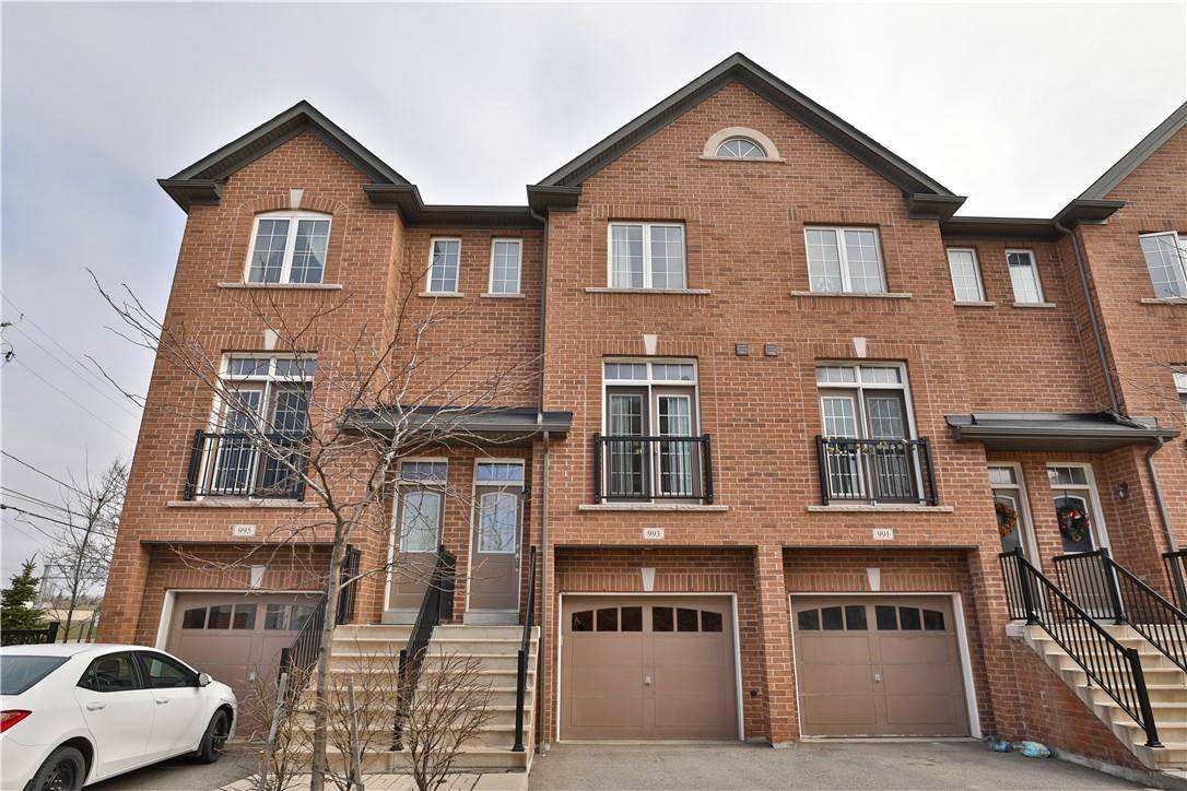Townhouse for sale at 993 Reimer Common S Burlington Ontario - MLS: H4075926