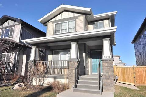 House for sale at 9931 221 St Nw Edmonton Alberta - MLS: E4157844