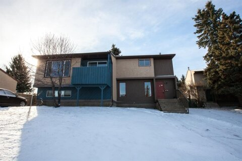 Townhouse for sale at 9935 71  Ave Grande Prairie Alberta - MLS: A1049419