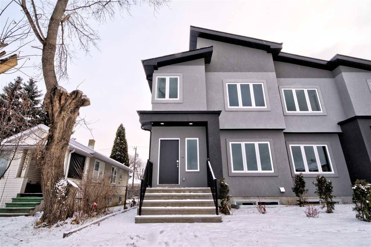 Townhouse for sale at 9935 79 St Nw Edmonton Alberta - MLS: E4181223