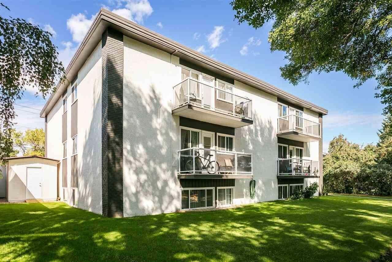 Townhouse for sale at 9936 87 Av NW Edmonton Alberta - MLS: E4213283
