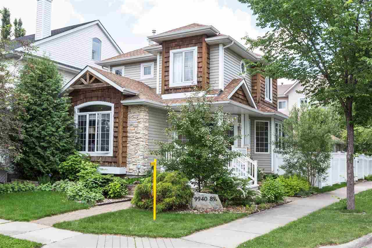 For Sale: 9940 89 Street, Edmonton, AB   4 Bed, 4 Bath House for $775,000. See 29 photos!