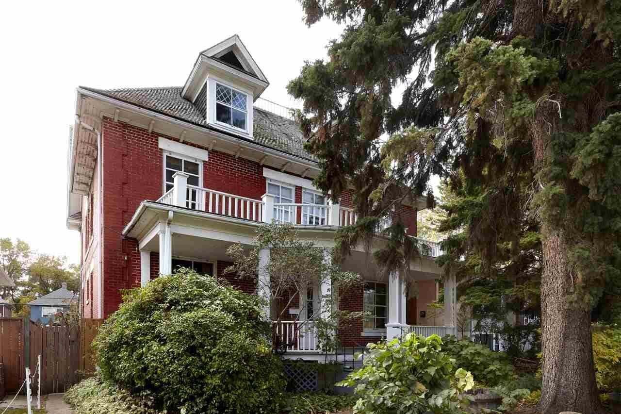 House for sale at 9945 86 Av NW Edmonton Alberta - MLS: E4217335
