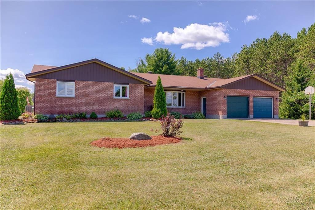 House for sale at 995 Beachburg Rd Beachburg Ontario - MLS: 1163519