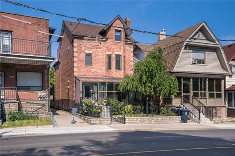 Home for sale at 995 Dufferin St Toronto Ontario - MLS: C4531739