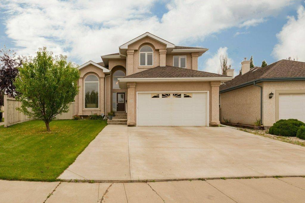 House for sale at 995 Lamb Cres Nw Edmonton Alberta - MLS: E4173442