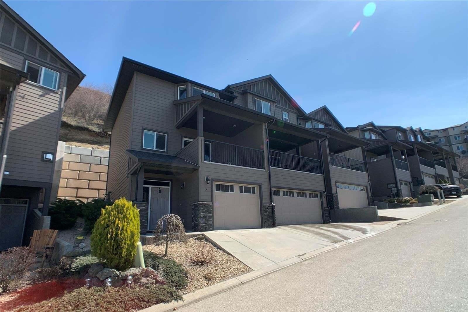 Townhouse for sale at 995 Mt. Ida Dr Vernon British Columbia - MLS: 10206927