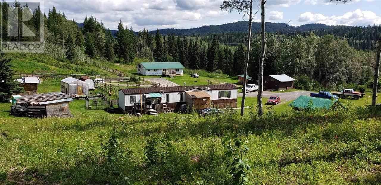 Residential property for sale at 995 Noveta Rd Fraser Lake British Columbia - MLS: R2421741