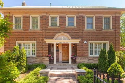House for sale at 995 Royal York Rd Toronto Ontario - MLS: W4482660
