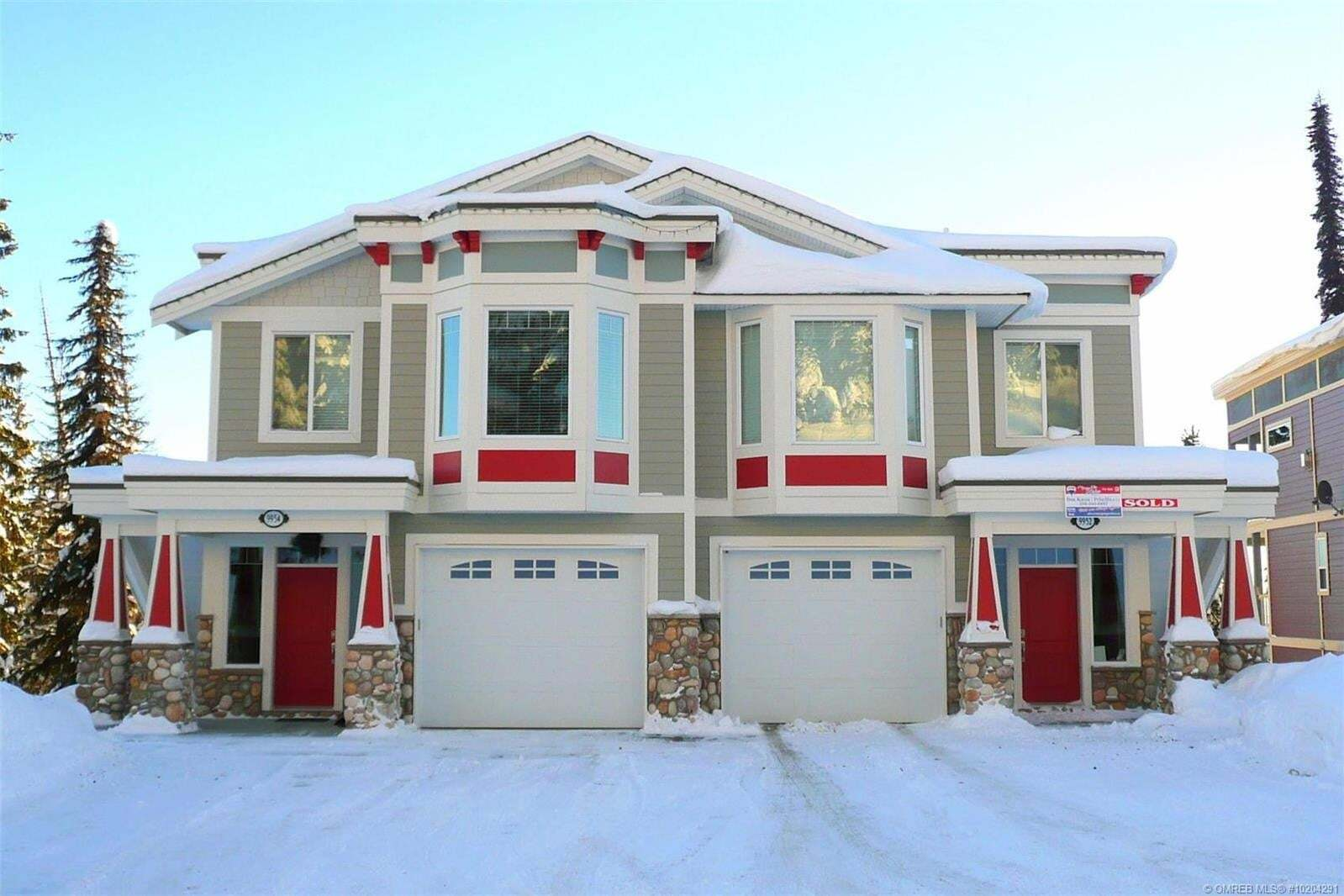 Townhouse for sale at 9954 Cathedral Dr Silver Star British Columbia - MLS: 10204291