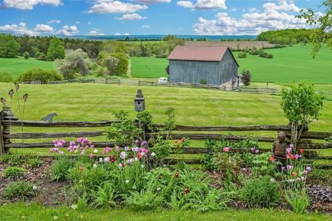 House for sale at 995611 Mono-adjala Townline  Adjala-tosorontio Ontario - MLS: N4418292
