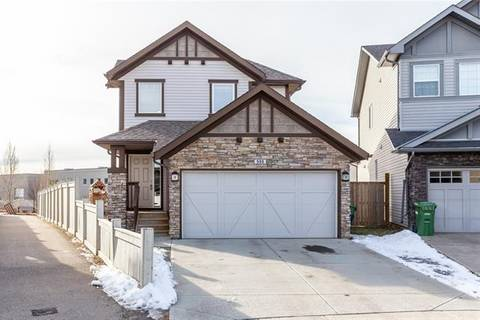 House for sale at 996 Kingston Cres Southeast Airdrie Alberta - MLS: C4276118