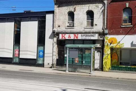Commercial property for sale at 996 Queen St Toronto Ontario - MLS: C4782202