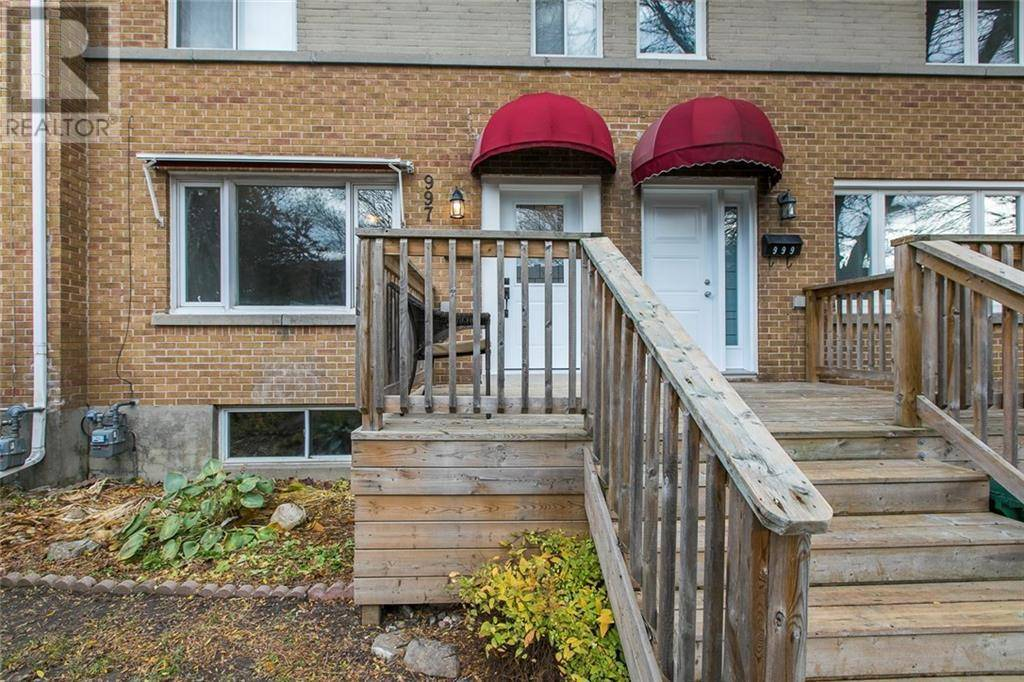 Townhouse for sale at 997 Hooper St Ottawa Ontario - MLS: 1175524