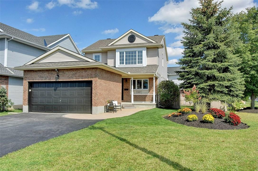 Removed: 997 Sheenboro Crescent, Ottawa, ON - Removed on 2017-10-03 10:01:44