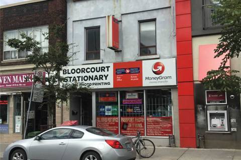 Commercial property for sale at 998 Bloor St Toronto Ontario - MLS: W4572143