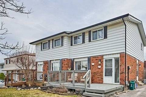 Townhouse for sale at 998 Florell Dr Oshawa Ontario - MLS: E4424539