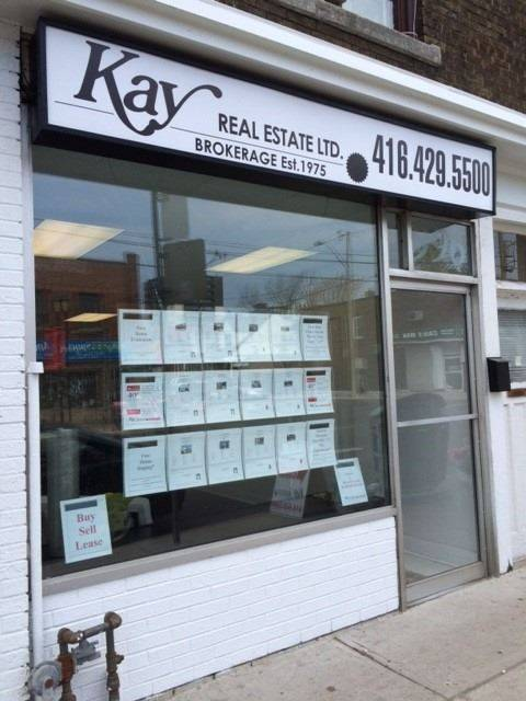 Commercial property for sale at 998 Pape Ave Toronto Ontario - MLS: E4450964