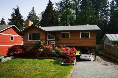 House for sale at 999 Fircrest Rd Gibsons British Columbia - MLS: R2469942