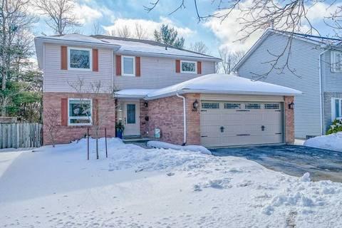 House for sale at 999 Vance Cres Innisfil Ontario - MLS: N4692519