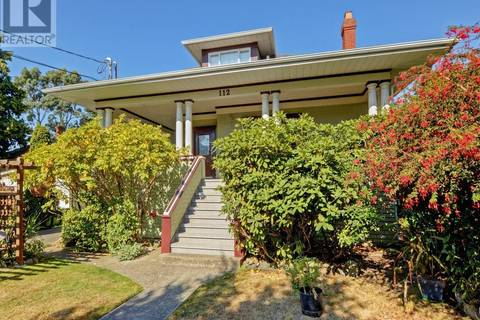 Townhouse for sale at  Clarence St Unit A-112 Victoria British Columbia - MLS: 407891