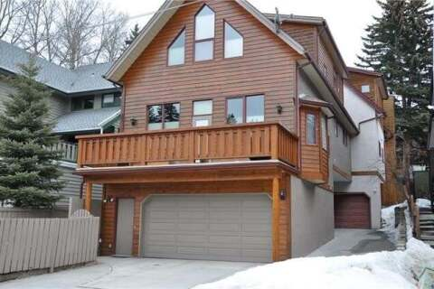 Townhouse for sale at 115 Otter St Unit A Banff Alberta - MLS: C4293629