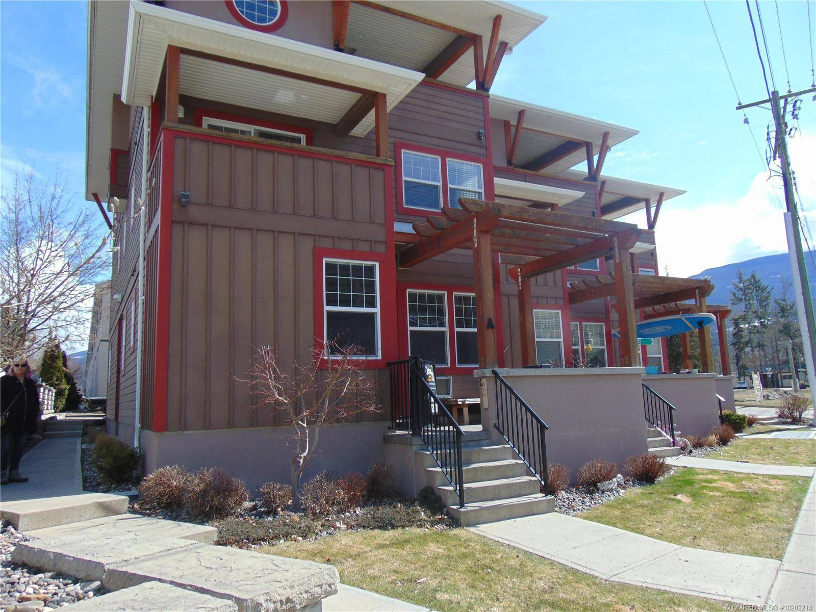 Condo for sale at 1209 Riverside Ave Unit #A Sicamous British Columbia - MLS: 10202214