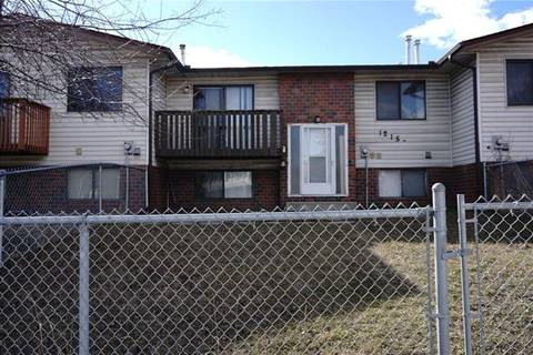 Townhouse for sale at 1215 44 St Southeast Unit A Calgary Alberta - MLS: C4237938