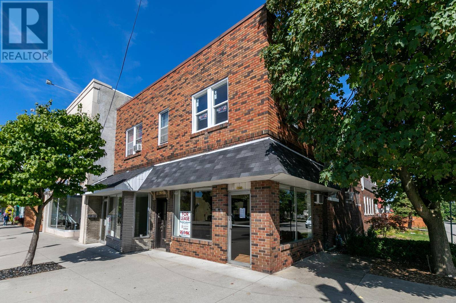 Commercial property for lease at 1398 Ottawa  Apartment A Windsor Ontario - MLS: 19024526