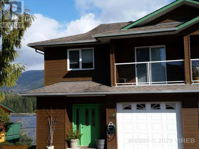 Townhouse for sale at  Helen Rd Unit A-1409 Ucluelet British Columbia - MLS: 466880