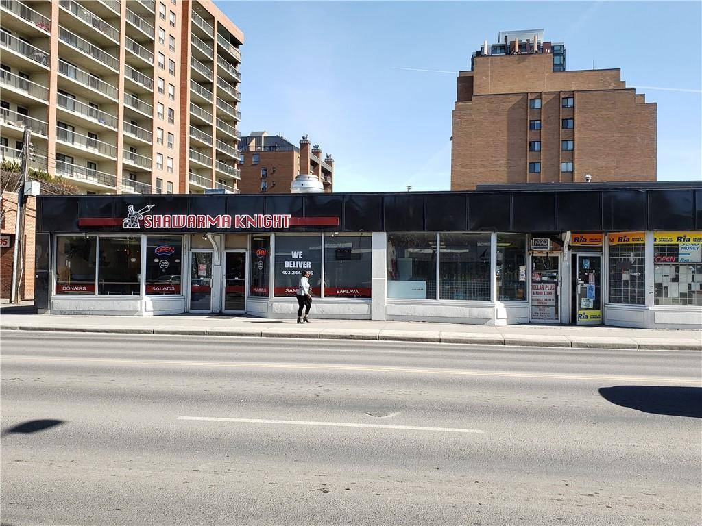 Commercial property for lease at 1514 14 St Sw Apartment #A Beltline, Calgary Alberta - MLS: C4236529