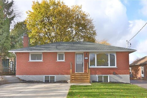 House for sale at 16 Cronyn St Unit A Woodstock Ontario - MLS: 40039150