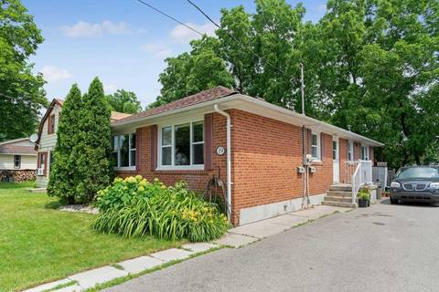 Townhouse for rent at 19 Academy Rd Unit A Halton Hills Ontario - MLS: W4730781