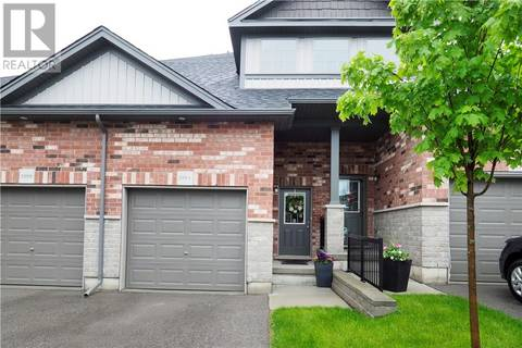 Townhouse for sale at 209 Rachel Cres Unit A Kitchener Ontario - MLS: 30742390