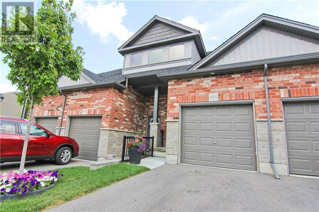 Townhouse for sale at 211 Rachel Cres Unit A Kitchener Ontario - MLS: 30756949